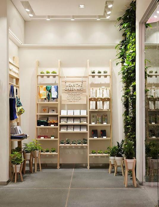 3 Cách trang trí thiết kế shop mỹ phẩm đẹp tấp nập khách